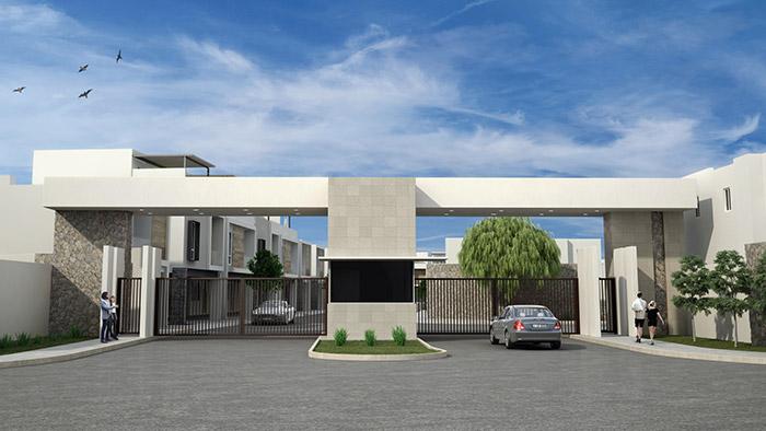 acceso acento residencial, ciudad juárez chihuahua
