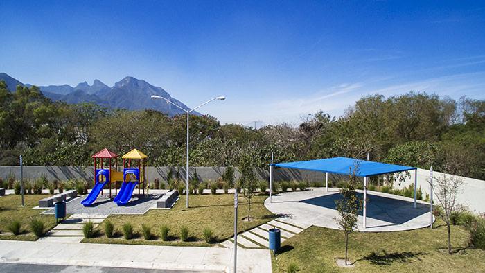 áreas recreativas sierra vista residencial, guadalupe nuevo león