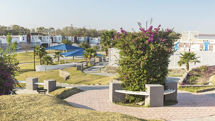 áreas verdes sierra vista residencial, guadalupe nuevo león