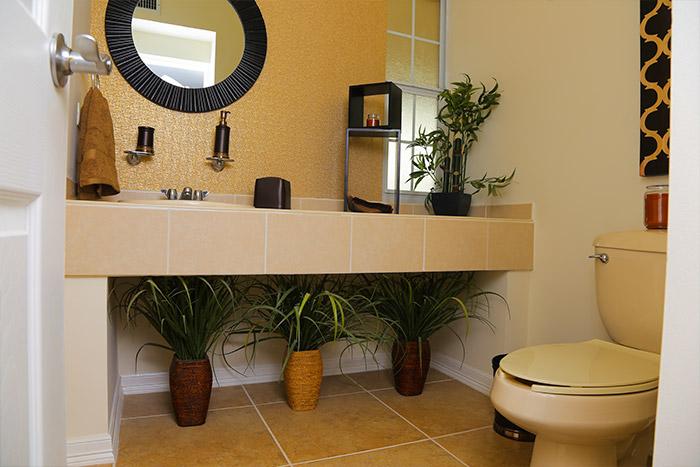 baño casa modelo santa fernanda canto de florencia, ciudad juárez chihuahua