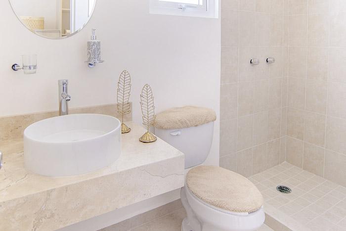 baño casa modelo tabachín rancho santa mónica aguascalientes