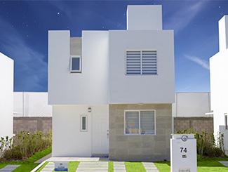 casa modelo álamo rancho santa mónica aguascalientes