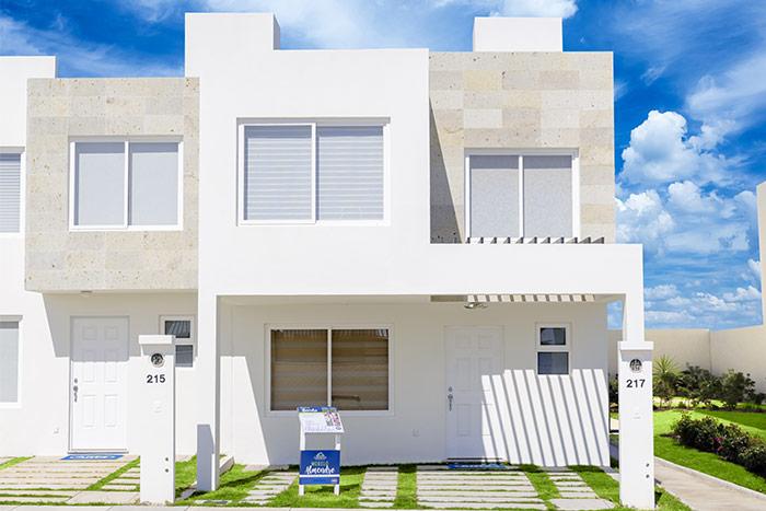 casa modelo almendro cordillera residencial, guanajuato