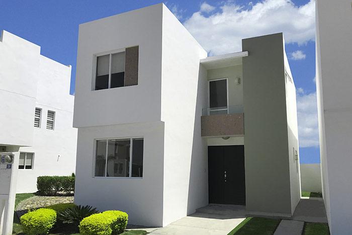 casa modelo arnedo sierra vista residencial guadaluoe nuevo león