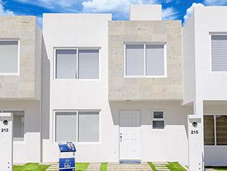 casa modelo cedro cordillera residencial, guanajuato