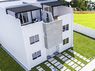 casa modelo ceiba cordillera residencial, guanajuato