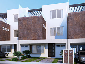 casa modelo gallium plus campestre la joya playa del carmen quintana roo