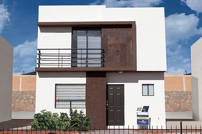 casa modelo san miguel las lunas 2 residencial