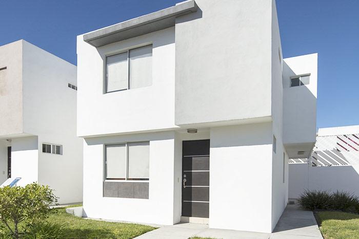 casa modelo san pablo sierra vista residencial guadaluoe nuevo león