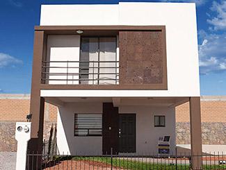 Casas en Chihuahua en Las Lunas 2 Residencial