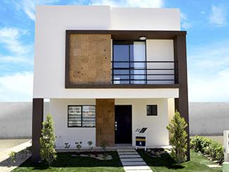 Casas en Ciudad Juárez Chihuahua en las Lunas 2 Residencial