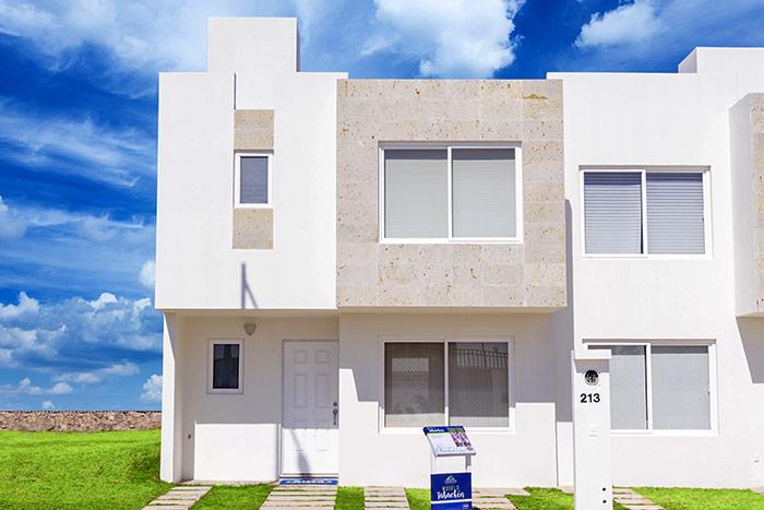 casa modelo tabachpin cordillera residencial guanajuato
