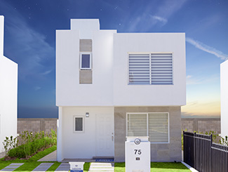 Casas Modelo Tabachín
