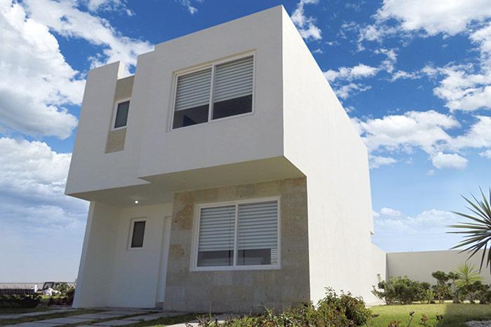 casa modelo tabachín tres cantos residencial querétaro
