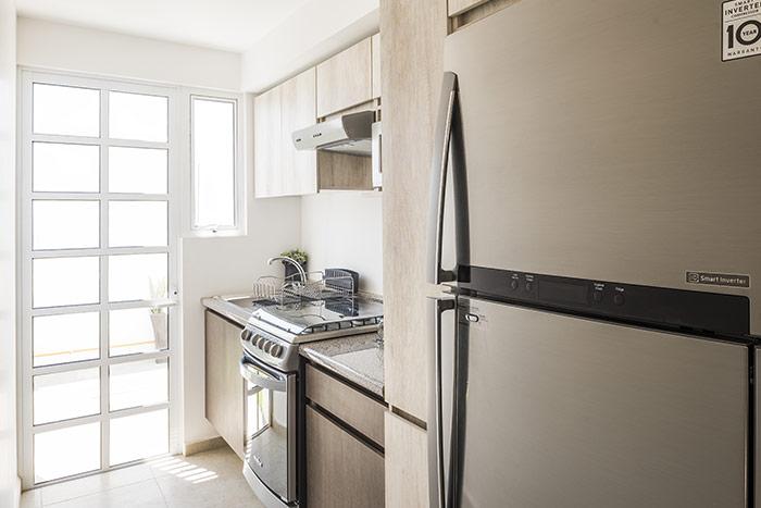 cocina casa modelo colmenar tres cantos puebla