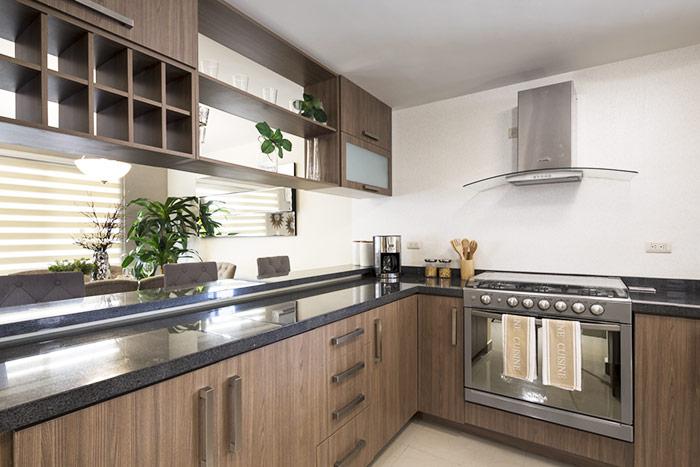 cocina casa modelo ezcaray 3n cumbres de la rioja nuevo león