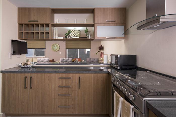 cocina casa modelo escaray 3n valle la rioja, apodaca nuevo léon