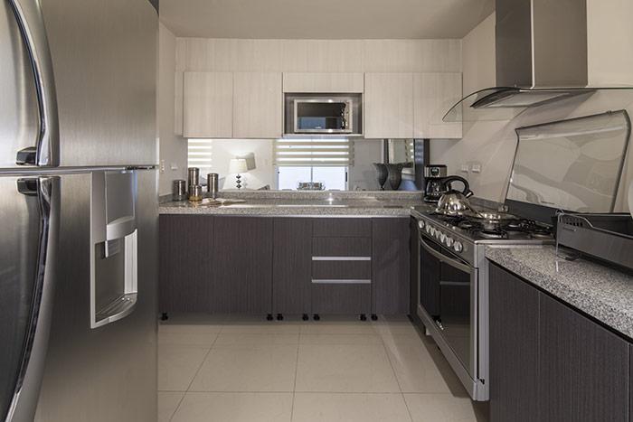 cocina casa modelo escaray valle la rioja, apodaca nuevo léon
