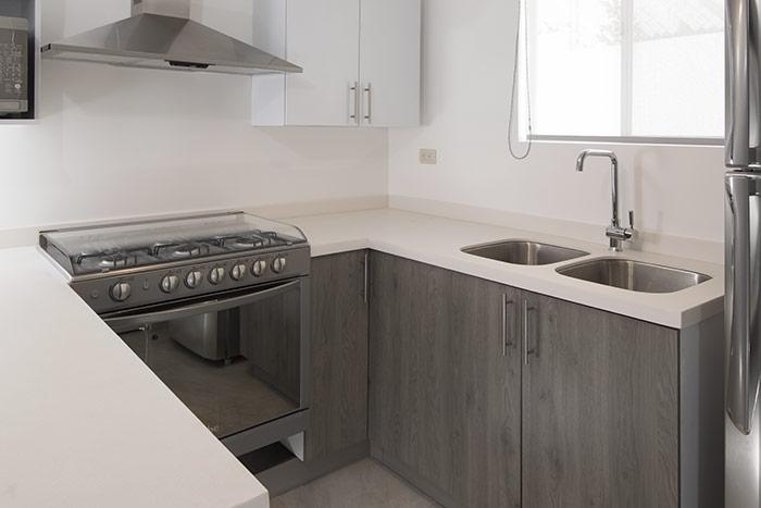 cocina casa modelo san pablo sierra vista residencial guadaluoe nuevo león