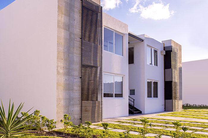 departamento modelo olmo tres cantos residencial querétaro