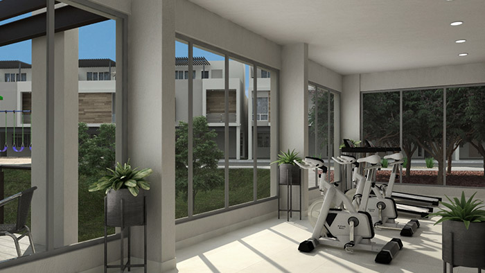 gimnasio acento residencial, ciudad juárez chihuahua