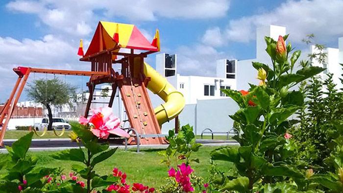 juegos infantiles cordillera residencial guanajuato
