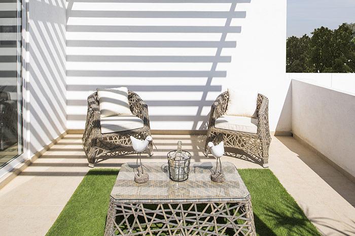 roof garden casa modelo santiago tres cantos puebla