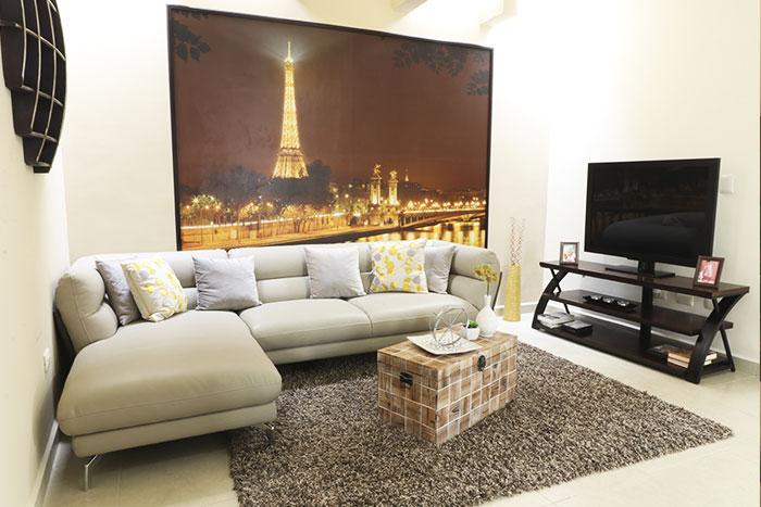 sala de tv casa modelo santa carolina villa serlío torreón coahuila
