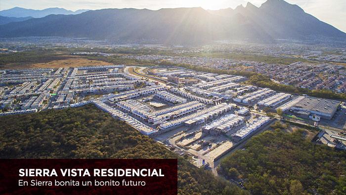 sierra vista residencial, en sierra bonita un bonito futuro