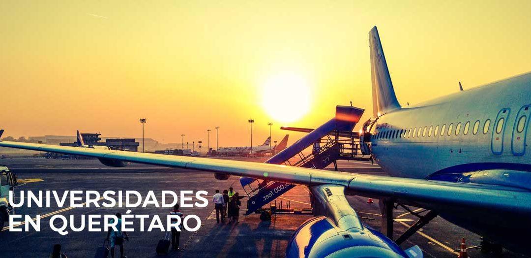 Sabías que en Querétaro hay una universidad automotriz y una aeroespacial?