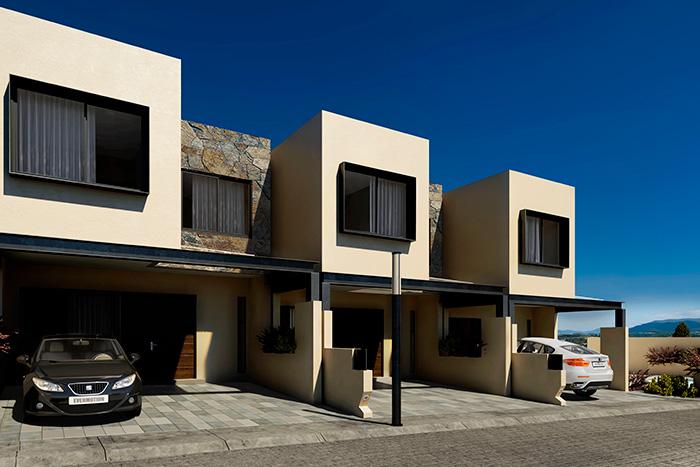 Casa Modelo Almendro Manantiales Corregidora Querétaro