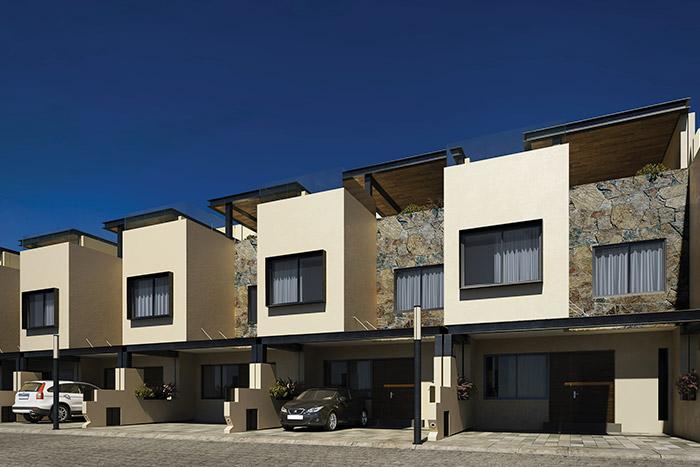 Casa Modelo Almendro Rooftop Manantiales Corregidora Querétaro