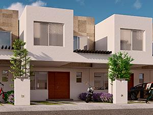 Casa Modelo Almendro