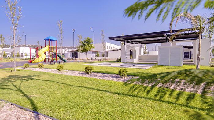 Equipamiento Tres Cantos Residencial Querétaro