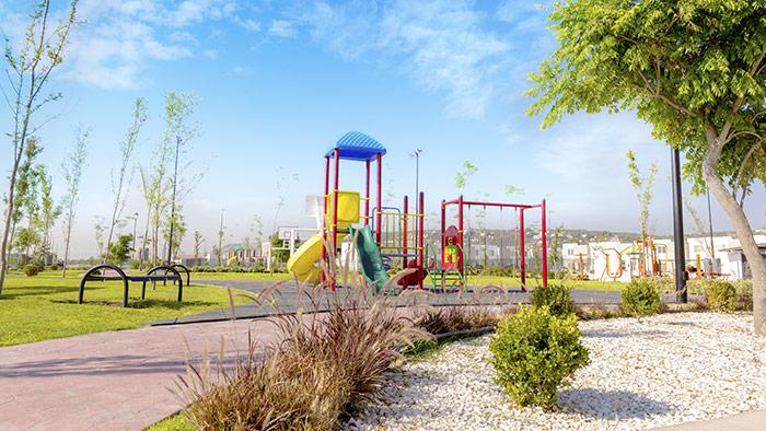 Juegos Infantiles Tres Cantos Residencial Querétaro