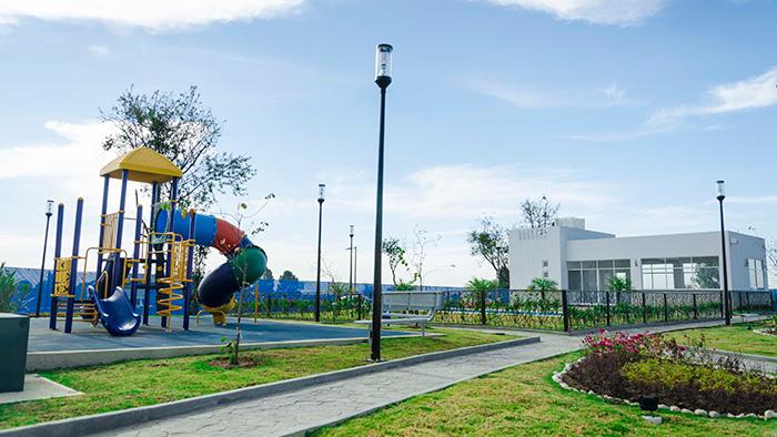 Juegos Infantiles Tres Cantos Residencial Puebla