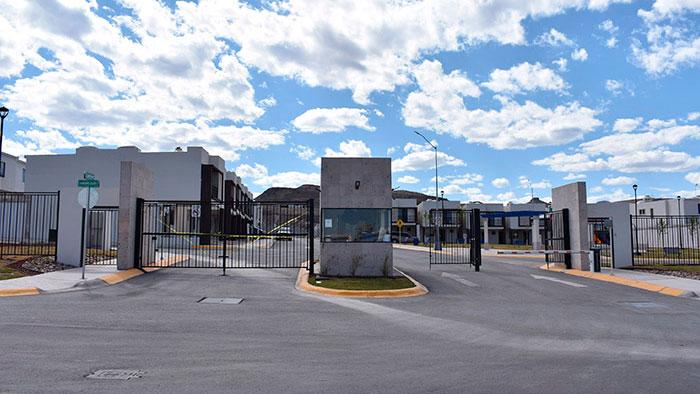 acceso las lunas 2 residencial chihuahua