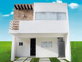 Casa modelo Aurum La Joya Residencial, Playa del Carmen