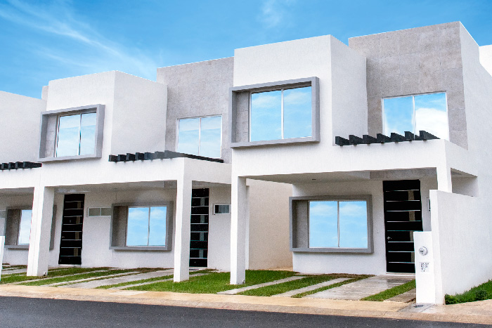 Casa modelo Noni, Frontemare conjunto residencial en Playa del Carmen, Quintana Roo