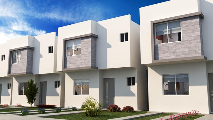 Casa Modelo Merlot Las Viñas Ciudad Juárez