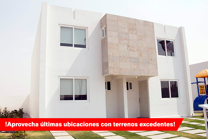 casa modelo encino tres cantos residencial querétaro